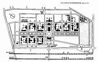 図1-第2工学部配置図